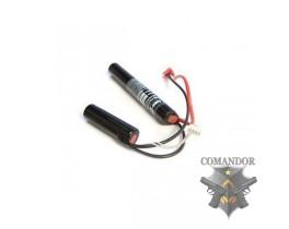 Аккмуляторная батарея 9,9v Li-Po 2300 (для М4/М16 приклад )
