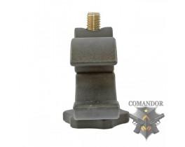 Крепление для фонаря на гладкоствольное оружие (25-31 мм)