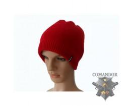 Водонепроницаемые шапки DexShell, красная