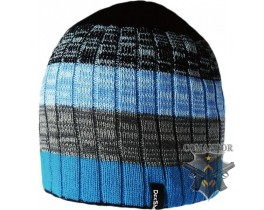 Водонепроницаемая шапка DexShell, голубой градиент (DH332N-BG)
