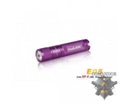 Фонарь Fenix E05  Cree XP-E R2 LED фиолетовый