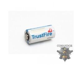 Батарея питания CR123 TrustFire