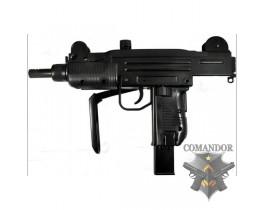 Страйкбольный пистолет-пулемет  MINI UZI CO2 full metal