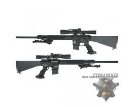 """Страйкбольная винтовка 24"""" Free Float Heavy Barrel Sniper Rifle"""