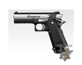 Страйкбольный пистолет HI-CAPA XTREME.45