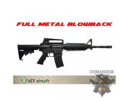 Страйкбольный автомат Карабин M4А1 Blow Back
