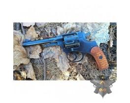 Револьвер Наган, охолощенный (ЗИД - Завод имени Дегтярева)