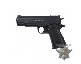 Страйкбольный пистолет STI Lawman