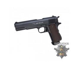 Срайкбольный пистолет COLT 1911 Lawman
