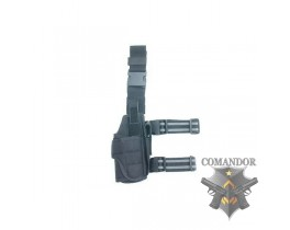 Кобура GD H-04C(BK) Tornado Tactical Thigh Holster