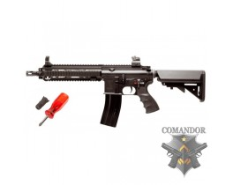 Автомат G&G HK416 Light Black T4-18  (120-130m/s)