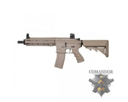 Автомат G&G HK416 Light Desert T4-18  (120-130m/s)