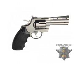 Страйкбольный револьвер Tokyo Marui Colt Python 4 inch stainless