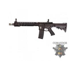Страйкбольный автомат M4 Free Float Recoil System Gun-005 Black
