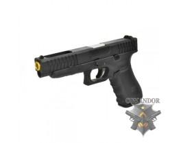 Страйкбольный пистолет G17 ZEV Black
