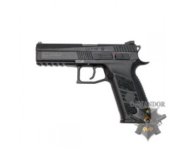 Пистолет CZ P-09 Duty (ASG Licensed) CO2 Version Black