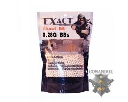 ШАРЫ EXACT 0.28 (1 КГ)
