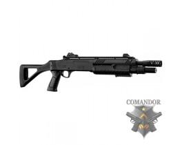 ДРОБОВИК FABARM LICENSED STF12 11 INCH COMPACT SPRING SHOT (BLACK)
