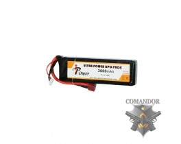 АККУМУЛЯТОР LI-PO 11.1V 3600MAH (T-CONNECTOR)