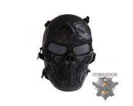 Маска FMA skeleton mask of terror BK