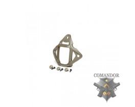 Крепление Emerson VAS Shroud aluminium FDE