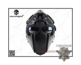 Маска Emerson Full Mask 5 линз в комплекте (черная)