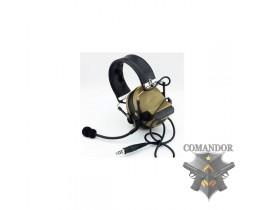 Наушники SkyTac активные Comtac II Headset DE