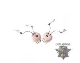 Переходник SkyTac Comtac для шлемов Ops Core (песочный)