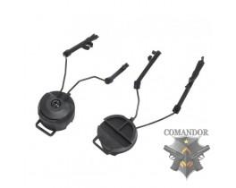 Переходник SkyTac Comtac для шлемов Ops Core Premium (черный)