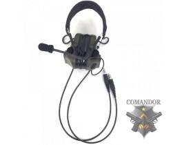Наушники SkyTac активные Comtac III Dualcomm Headset FG