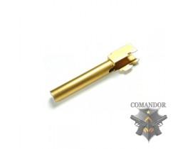 Ствол APS внешний для Glock 17 (золотой)