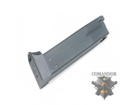 Магазин KJ Works 26 rds Gas Magazine for KJ CZ SP-01 (ASG Licensed)