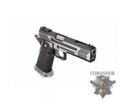Пистолет AW Custom HX11 Series Full Metal Gas Blowback Pistol - Two Tone