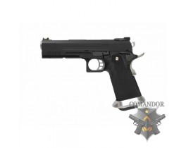 Пистолет AW Custom HX11 Series Full Metal Gas Blowback Pistol - Black