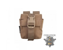Подсумок Emerson для гранаты LBT Single Frag Grenade Pouch (coyote brown)