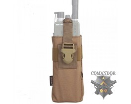 Подсумок Emerson для рации PRC148/152 Radio Pouch (coyote brown)