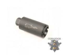 Пламегаситель SHS Noveske Flaming Pig KX3 Flash Suppressor