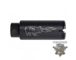 Пламегаситель SHS Noveske Flaming Pig KX5 Flash Suppressor