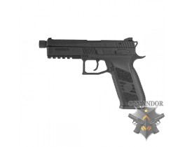 Пистолет KJWorks P-09 CZ-75 Duty - Gas Version