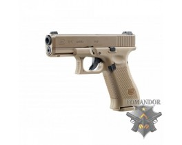 Пистолет Umarex Glock 19X Tan ( by VFC )