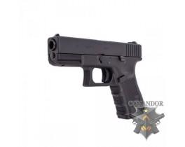 Пистолет WE Glock 19 Gen.4 (черный)