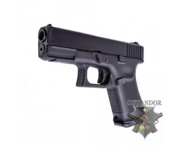 Пистолет WE Glock 19 Gen.5 (черный)