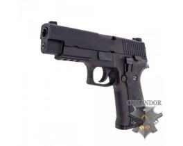Пистолет WE Sig Sauer P226 (черный)