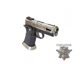 Пистолет WE Hi-Capa 3.8 WET Velociraptor SV