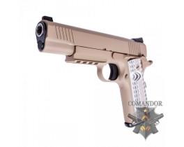 Пистолет WE Colt M45A1 (песочный)