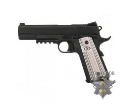 Пистолет WE Colt M45A1 (черный)