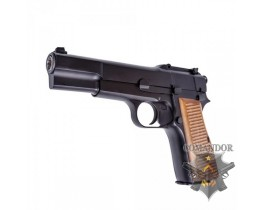 Пистолет WE Browning Hi-Power (черный)