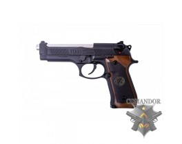 Пистолет WE Beretta BioHazard M92 - Semi only