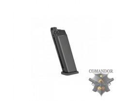Магазин WE для Glock 17/18/19/34/35 GBB Green Gas Plastic (26 шаров)