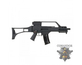 Автомат Army Armament G36K GBB (черный)